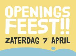 07/04 Openingsfeest 2018! - agenda Timboektoe