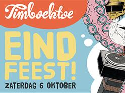 Eindfeest 2018! - agenda Timboektoe